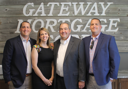 Gateway Mortgage Leadership Team